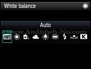 6%20The%20relationship%20between%20the%20color%20temperature%20of%20white%20balance - نقش وایت بالانس در دوربین و عکاسی