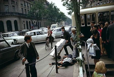 بهترین عکس خیابانی