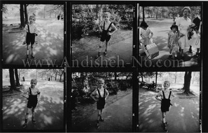 عکاسی خیابانی در مکان عمومی