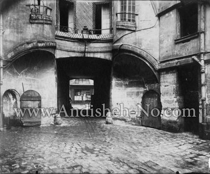 عکاسی خیابانی بدون افراد