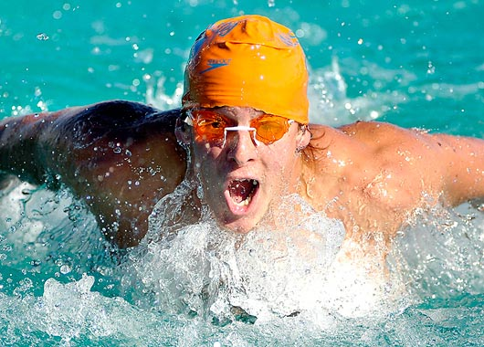 Swimmer 3 by Yesitsdrew5310 - عکاسی ورزشی چیست و چگونه انجام میشود؟