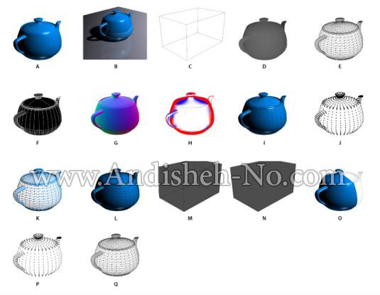 6Shortcut%20keys%20move%20the%20selection%20in%20Photoshop%20for%20photo - لیست کلیدهای میانبر در فتوشاپ