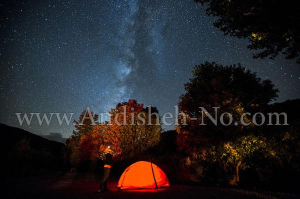 عکس از ستارگان