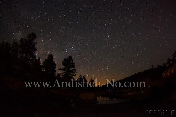 تنظیمات دوربین در عکاسی از ستارگان