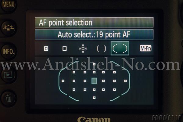14Point%20autofocus%20digital%20camera - نقطه فکوس در عکاسی به چه معناست