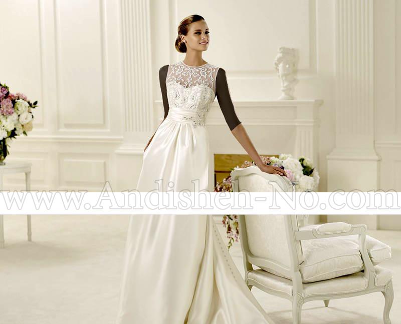 4Choose%20wedding%20dresses%20for%20fat%20women - نکات مهم در انتخاب لباس عروس