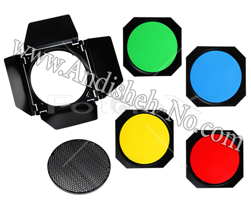 4Application%20Barndoor%20lighting%20Photo - انواع تجهیزات نورپردازی و کاربرد آنها در عکاسی و فیلمبرداری