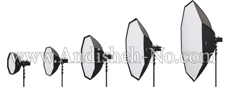 7Octabox%20application%20in%20Lighting%20Photo - انواع تجهیزات نورپردازی و کاربرد آنها در عکاسی و فیلمبرداری