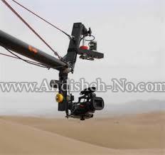 111Crane%20head%20in%20Video - کرین چیست و کاربرد آن در فیلمبرداری