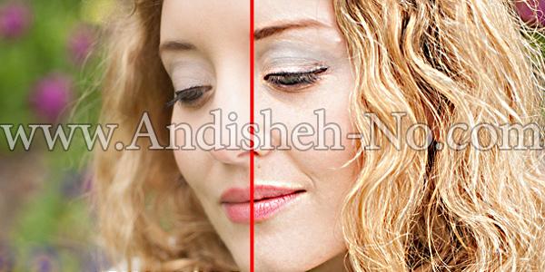 How to sharpen jpeg images 0066 - شارپنس یا فلویی در تصویر به چه معناست