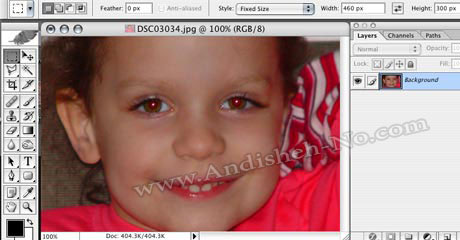 4No%20red eye%20in%20photos - جلوگیری از قرمز شدن چشم در عکاسی