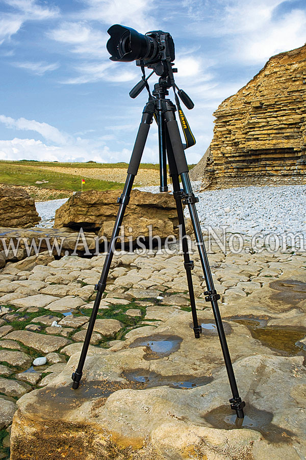 Various photographic tripod