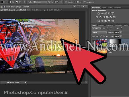 4Not%20fade%20in%20the%20photo%20with%20Photoshop - چگونه از فلو و محو شدن عکس در عکاسی جلوگیری کنیم