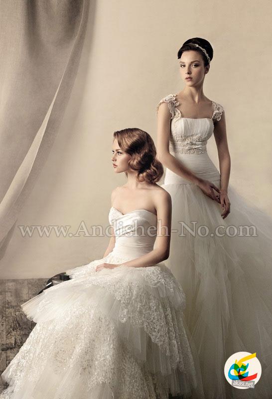 عکاسی مدل عروس