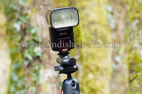 فلاش فعال در عکاسی محیط باز