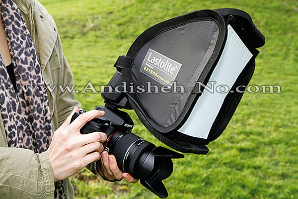 تجهیزات عکاسی در محیط