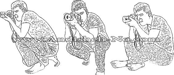 13Create%20a%20camera%20in%20sleep%20mode - روش صحیح گرفتن دوربین در دست
