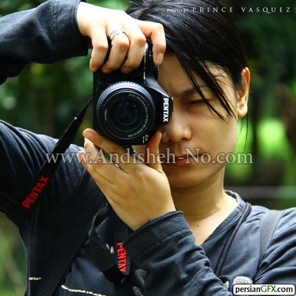گرفتن دوربین در دست به صورت حرفه ای