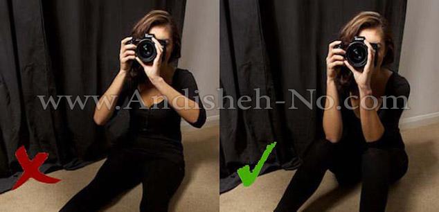 4Create%20a%20camera%20in%20hand%20sitting - روش صحیح گرفتن دوربین در دست