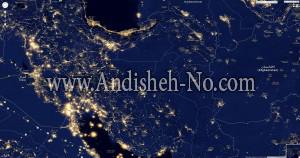 7Shooting%20stars%20at%20night - عکاسی از آسمان در شب چگونه انجام میشود