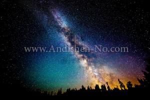 عکاسی از آسمان با جلوه