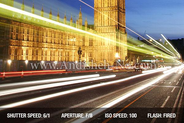 24Determine%20exposure%20in%20long%20exposure%20photography - عکاسی با نوردهی طولانی چیست؟