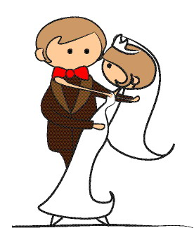wedding cartoon vector%2015 - نمونه فرم قرار خدمات و تشریفات مجالس عروسی ( کترینگ )
