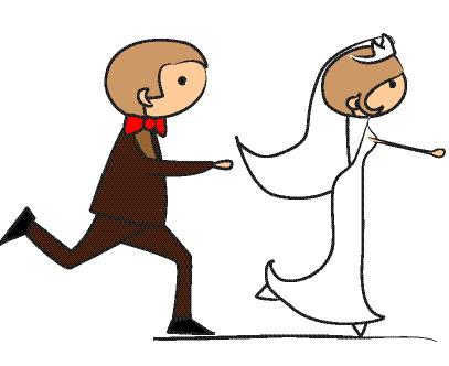 wedding cartoon vector%203 - لیست قیمت و تعرفه منویی فیلمبرداری و عکاسی اندیشه نو در تابستان 92