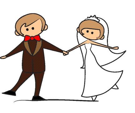 wedding cartoon vector%204 - لیست قیمت و تعرفه منویی فیلمبرداری و عکاسی اندیشه نو در تابستان 92
